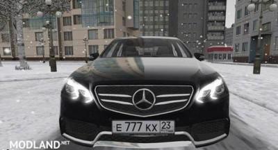 Mercedes E63S AMG [1.5.0], 1 photo